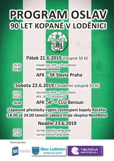 Plagát oslavy 90l AFK_Grafotechna_opravena loga